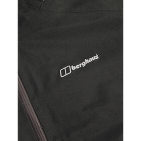 Berghaus Ridgemaster Gemni Kurtka 3 w 1 Mężczyźni, jet black/grey pinstripe